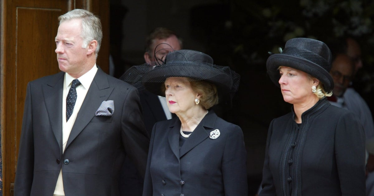 Who Are Mark and Carol Thatcher? Get to Know Margaret Thatcher's 2 Children
