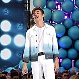 Johnny Orlando at the Teen Choice Awards 2019