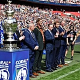 Prince Harry at Rugby League Challenge Final Pictures 2019