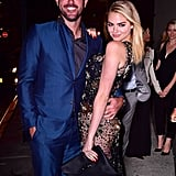 Kate Upton's Birthday Outfit 2016