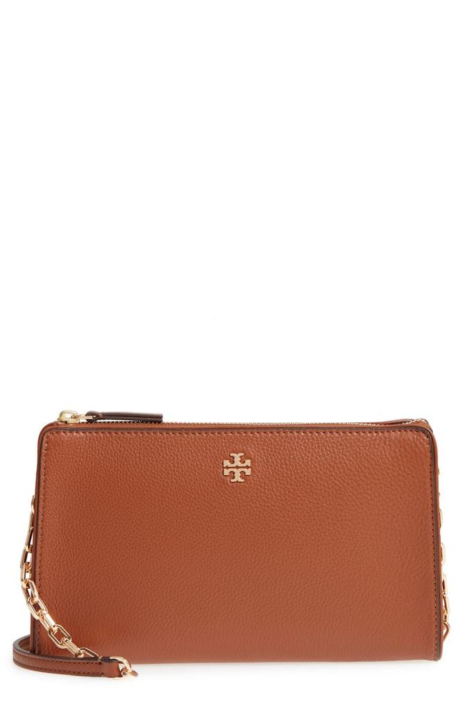 a537de351f Tory Burch Marsden Leather Wallet Crossbody Bag | Nordstrom ...