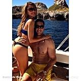 Sofia Vergara proved that you can wear a thong at any age during a vacation. Source: Instagram user sofiavergara