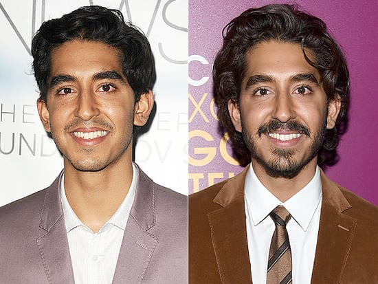Dev Patel with Long Hair and a Beard? Weigh in on the Actor's New Look!