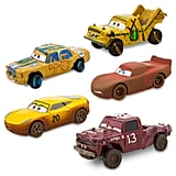 Cars 3 Deluxe Die Cast Set
