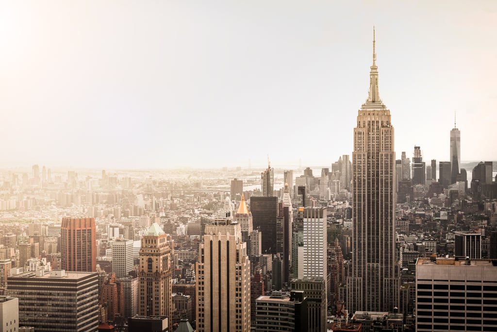 Throwing a penny off the Empire State Building can kill someone below.