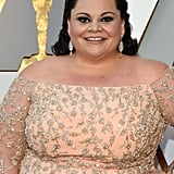 Actress and Singer Keala Settle Also Sported an Orange Pin on the Red Carpet