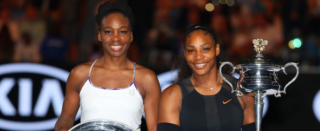 Serena and Venus Williams Speeches at Australian Open