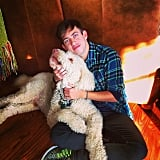 """Kevin McHale shared this picture with the caption, """"My boyfriend."""" Source: Instagram user kevinmchale"""