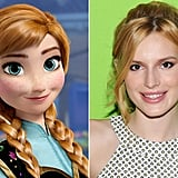 Princess Anna — Bella Thorne