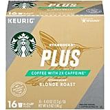 Starbucks Plus Light Roast Coffee — Keurig K-Cup Pods