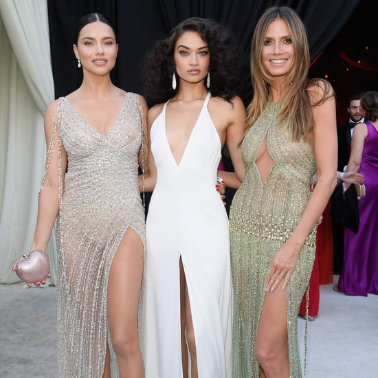 Oscars Afterparty Dresses 2018
