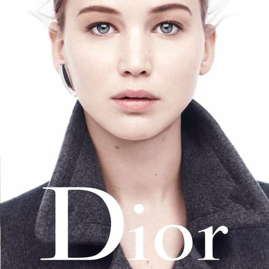 Jennifer Lawrence Miss Dior Fall 2013 Campaign Pictures