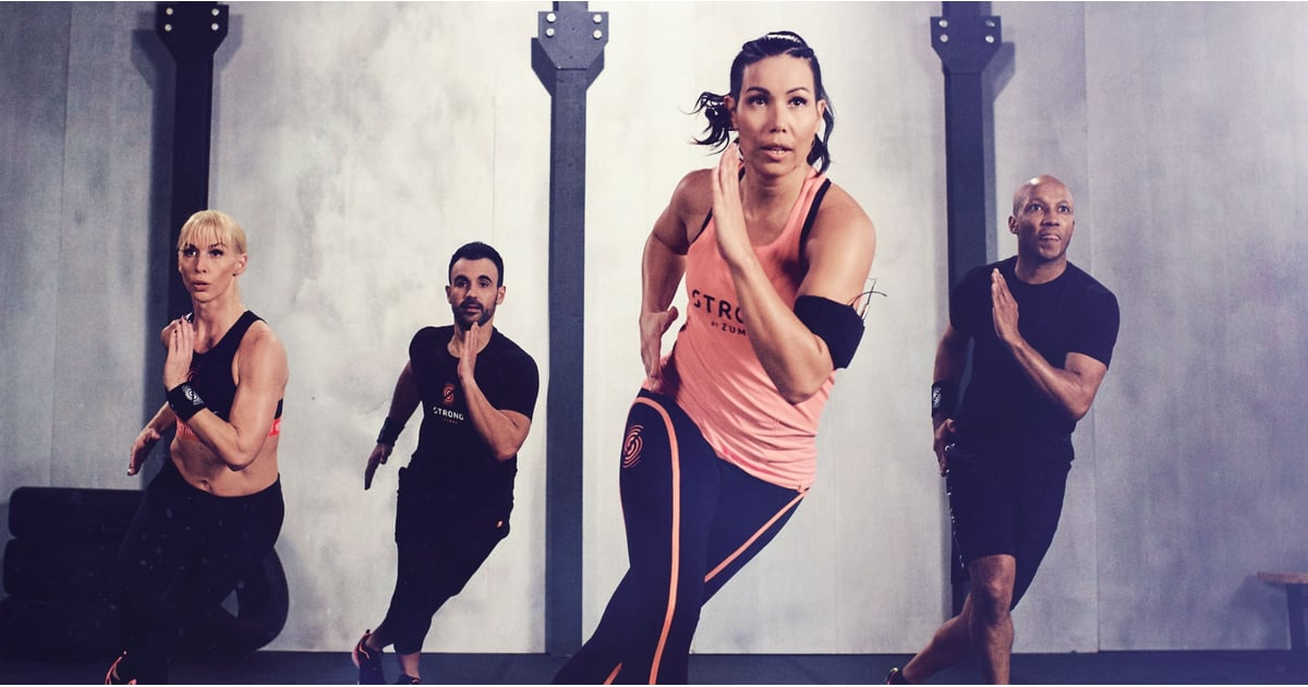 4 STRONG by Zumba Workouts You Can Do at Home — and They're Only 7 Minutes!