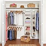 Erin Customizable Closet Organisation Essentials Kit