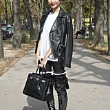 PFW Street Style Day 8