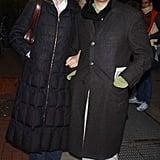 Leelee Sobieski and Sean Lennon