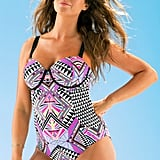 The Mastermind Tiki Underwire Swimsuit