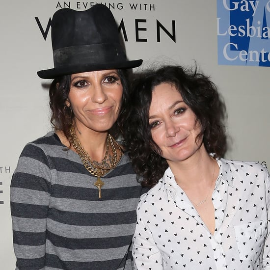 Sara Gilbert Is Pregnant 2014