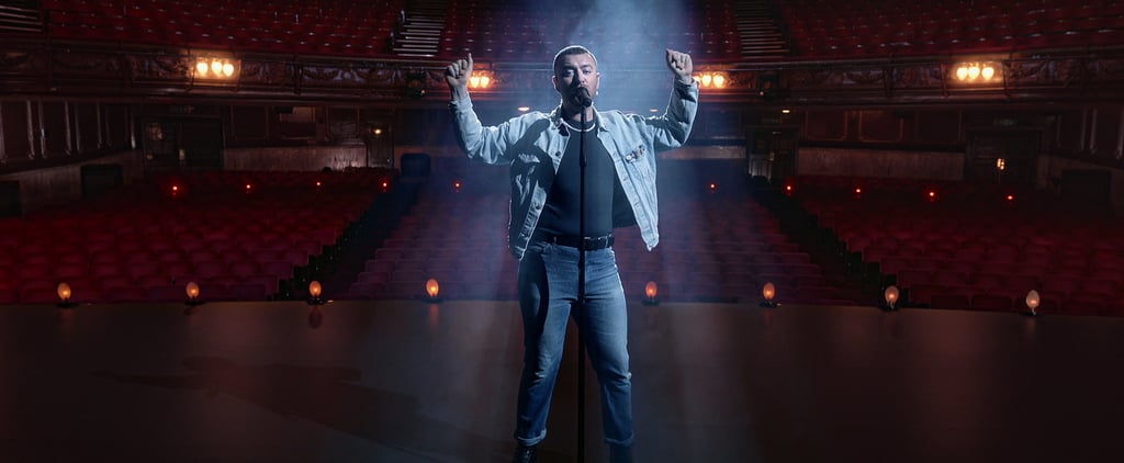 Watch Sam Smith Perform at the 2020 MTV Europe Music Awards