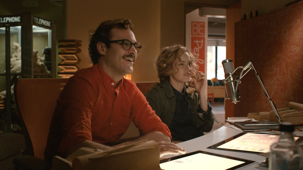 Best Original Screenplay: Her