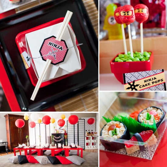 A Bold Lego Ninjago Birthday Party Best Kids Birthday