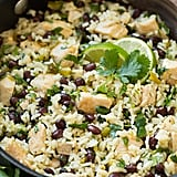 Gluten-Free: Cilantro-Lime Chicken With Rice and Black Beans