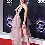 Meg Donnelly at the 2019 American Music Awards