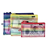 Travelon Set of 3 Mesh Pouches