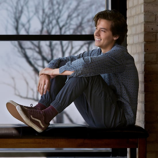 Cole Sprouse Interview About Five Feet Apart