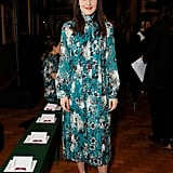 Michelle Dockery at the Erdem Show