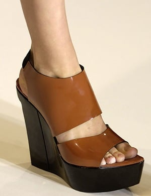The Look For Less: Marni Platform Sandals