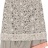 Michael van der Ham Lace Skirt