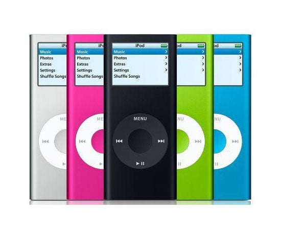 Second Generation iPod Nano
