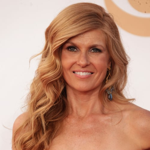 Connie Britton Hair and Makeup at Emmys 2013 | Pictures