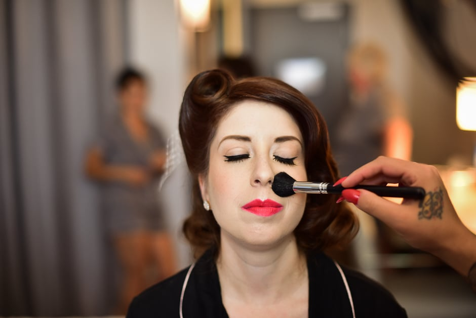 Tips For Working With Makeup Artist On Wedding Day Popsugar Beauty