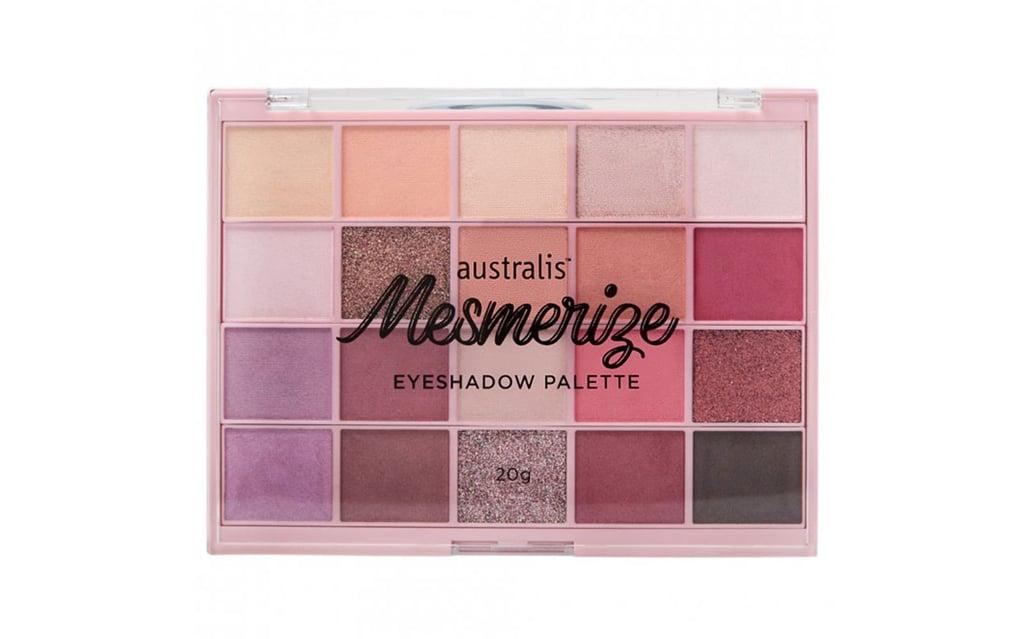 Australis Mesmerize Eyeshadow Palette 20g ($12.97, previously $25.95).