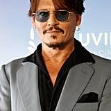 Gemini: Johnny Depp, June 9