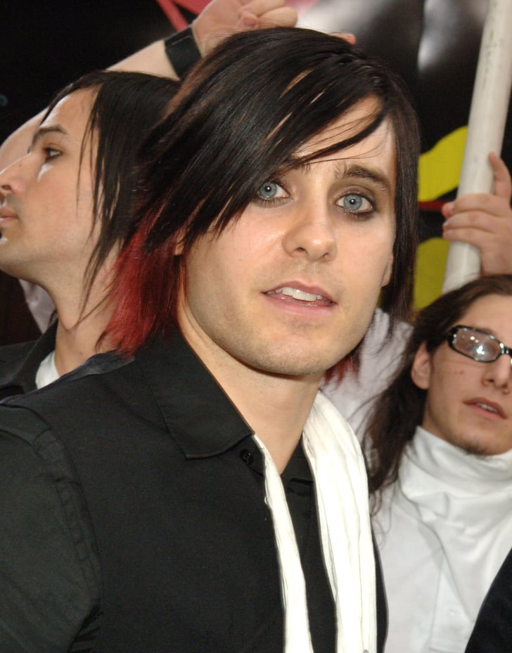 jared leto new hair style 2006 jared leto best hairstyles popsugar photo 11 9270