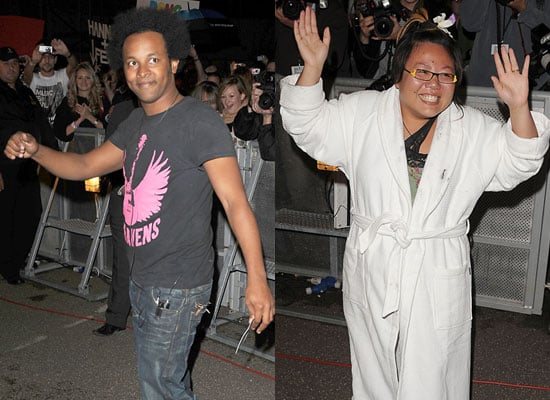 Mohamed Mohamed And Kathreya Kasisopa Are the Twelth And Thirteenth Housemates To Be Evicted From Big Brother 9