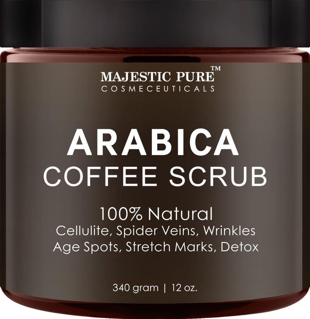 A Scrub That Helps Reduce Cellulite, Stretch Marks, Wrinkles, Spider Veins, and Acne
