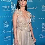 Katy Perry and Orlando Bloom at UNICEF Snowflake Ball 2016