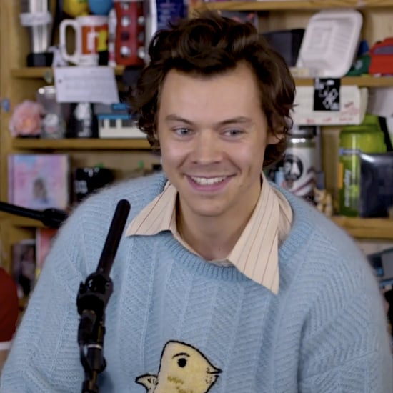 Watch Harry Styles's Tiny Desk Concert Video