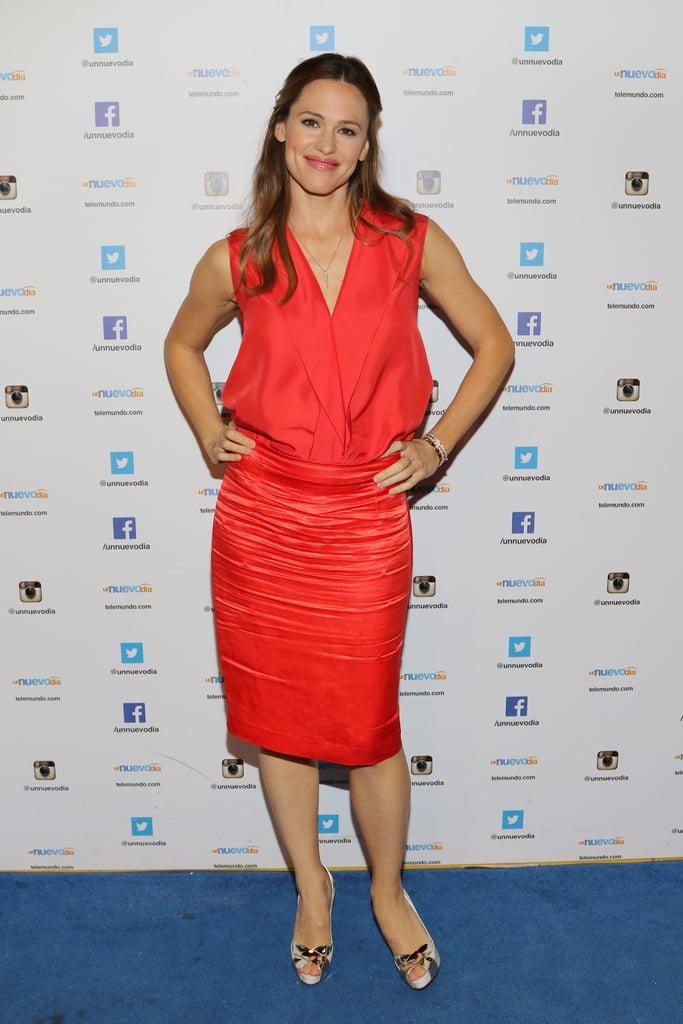 Jennifer Garner's Red Carpet Appearances 2016