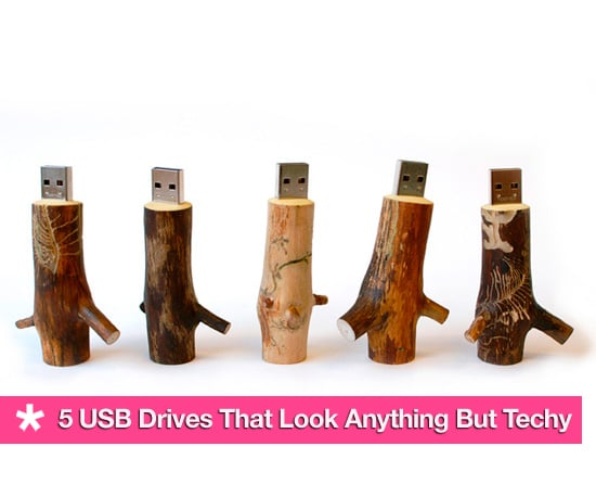 Top 5 Creative USB Drives
