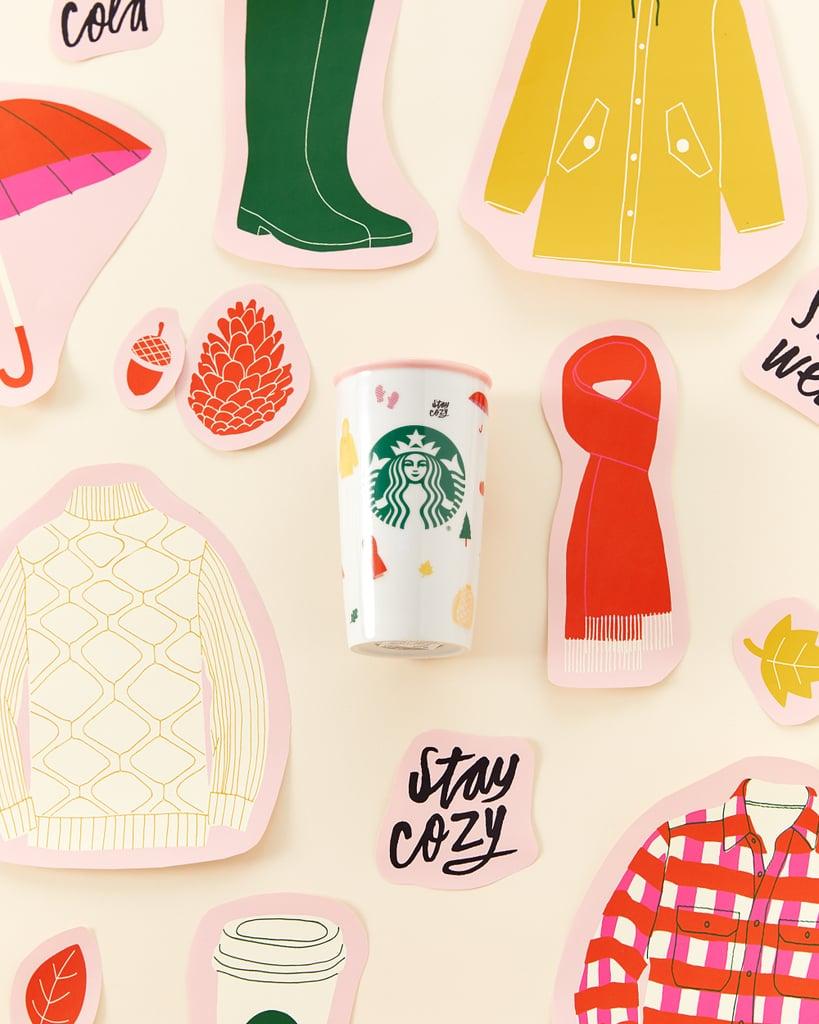 Starbucks Ban.do US Collection Fall 2018   POPSUGAR Food