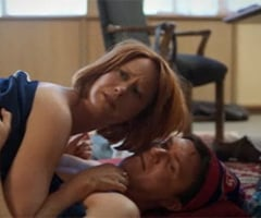 At Home With Julia Post Sex Scene With Julia Gillard and Tim Mathieson Wrapped in Australian Flag Controversy