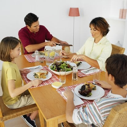 The Importance of Eating as a Family