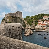 Location: Fort Lovrijenac in Dubrovnik, Croatia