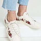 PUMA x Sue Tsai Basket Crush Sneakers