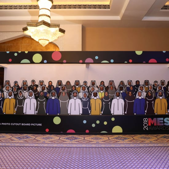 Dubai Most People In Cut-Out Board Picture World Record